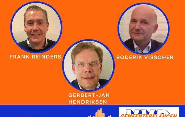 Wij stellen onze nieuwe leden graag aan jullie voor ⬇💪 Welkom Frank, Gerbert-Jan