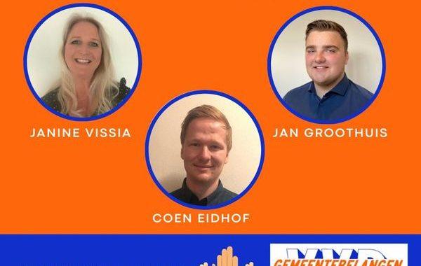 Wij stellen onze nieuwe leden graag aan jullie voor ⬇💪 Welkom Coen, Janine en Ja